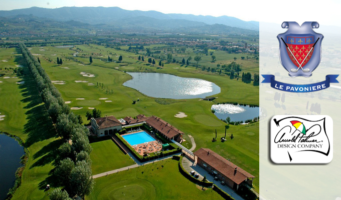 Le Pavoniere Golf & Country Club, Golfing in Florence, Best Tuscany Golf Course